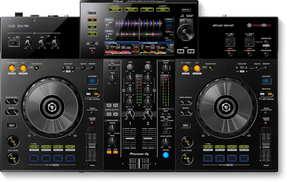 XDJ-RR Pioneer DJ all in one dj system, cdj 2000 nexus 2, controlador, ddj-xp1, dj set, djm 900 nexus 2, Magento, mixagem, música eletrônica, nexus 2, pendrive, pioneer dj, Rekordbox DJ, xdj, xdj-rr
