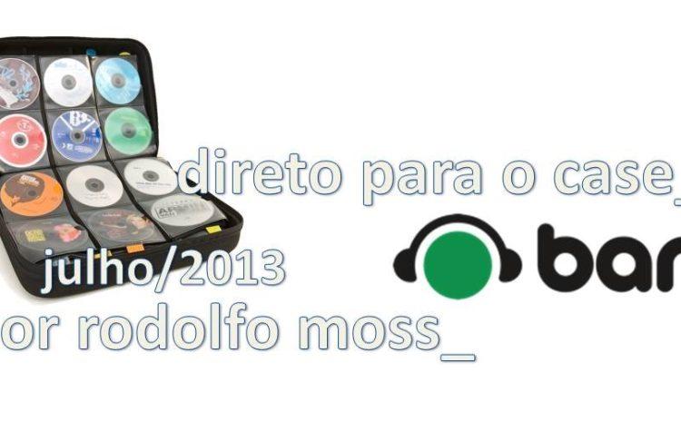 Direto Para O Case por Rodolfo Moss: As melhores de julho! Indie Dance