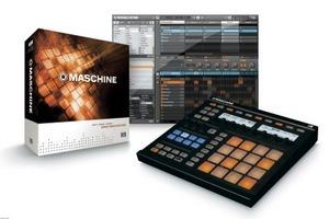 Workshop de Maschine 1.8 na DJBan, 31 de Outubro! maschine, workshop