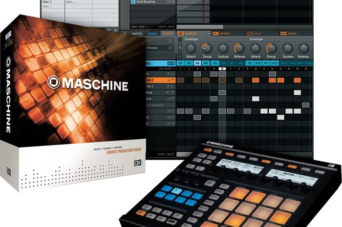 Workshop Maschine na DJBan! Dia 27 de Abril mpc