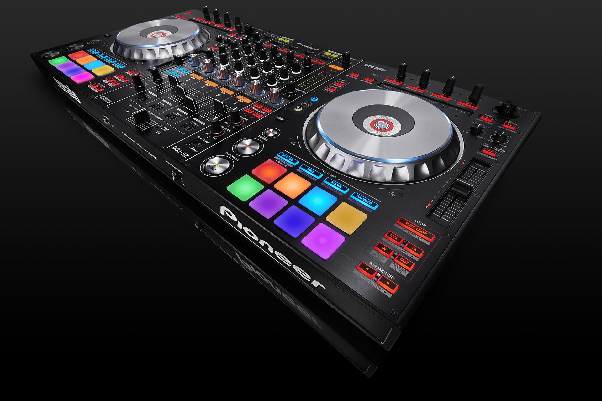 DDJ-SZ Pioneer, conheça um pouco mais no overview com Dudu P. controlador, DDJ-SZ, DJ, dudu p, overview, pioneer, Serato Dj