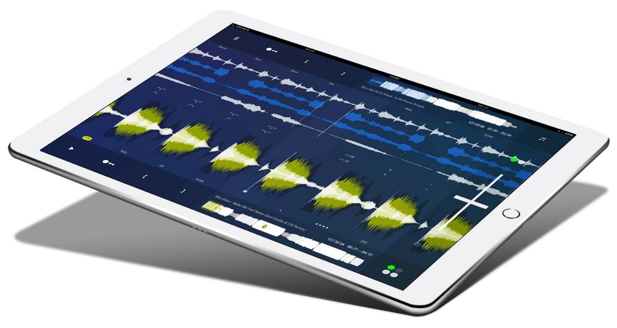 Toque STEMS no iPad com o DJPlayer Pro DJPlayer, iOS, ipad, native instruments, stems