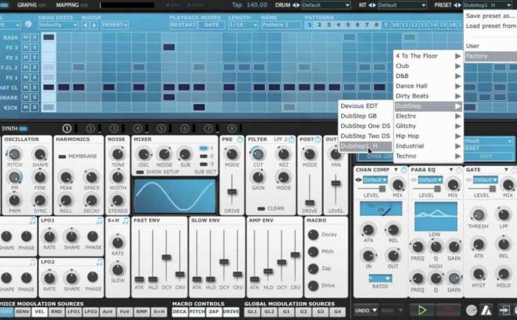 Conheça o Tremor, o Sintetizador de percussão da Fxpansion sintetizador