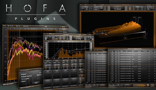 Conheça os produtos para Mix e Master da HOFA Plugins HOFA Plugins