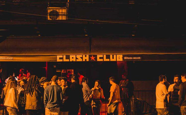 Conheça a história do Clash Club circuito