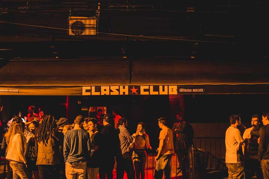Conheça a história do Clash Club circuito, clash club