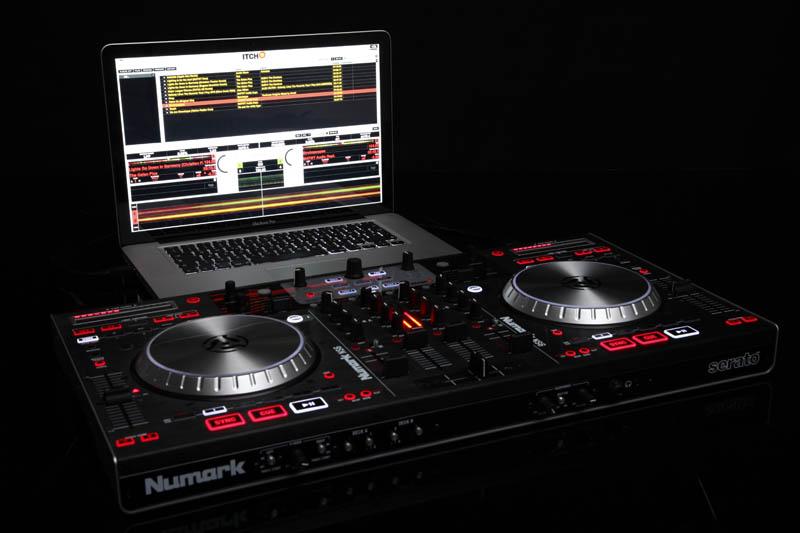 Controladora NS6, da Numark, entra na briga dos 4 decks. controladora midi, midi, ns6, ns7, numark, numark ns6, serato itch