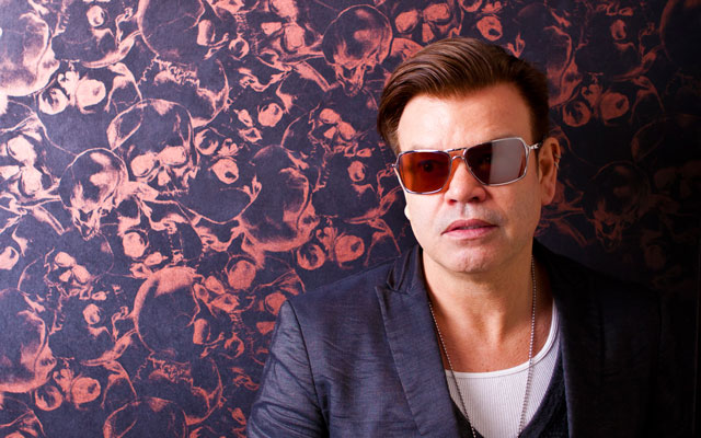 "Paul Oakenfold lança a compilação ""Back To My House"" Back To My House"