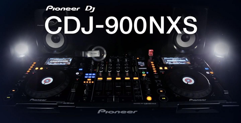 Novo Pioneer DJ CDJ-900NXS CDJ-900NXS, DJ, pioneer