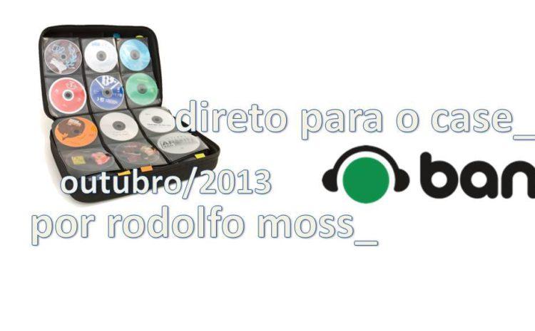 Direto Para O Case por Rodolfo Moss: As melhores de outubro! Deep House, Direto Para O Case, outubro, tech house, Techno