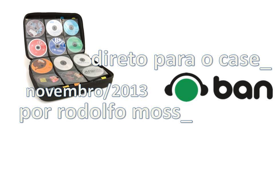 Direto Para O Case por Rodolfo Moss: As melhores de novembro! Direto Para O Case, electro-house, Glitch Hop, minimal, novembro, trance
