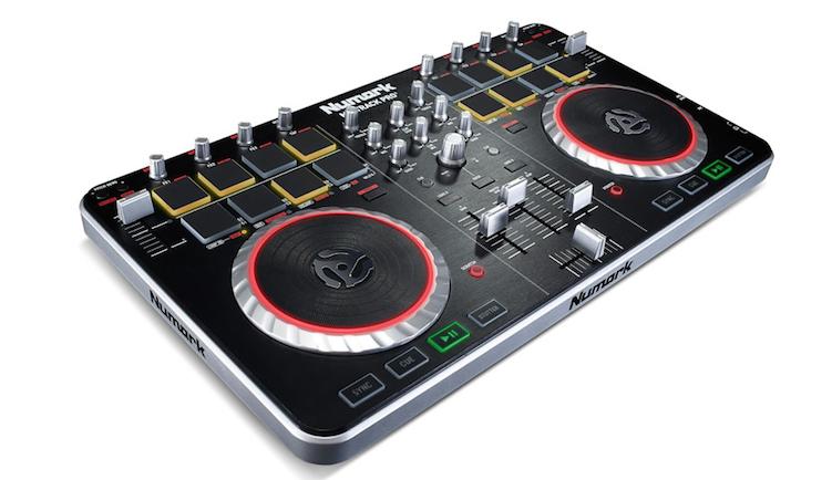 Vídeo: Numark Mixtrack Pro II Mixtrack Pro, numark
