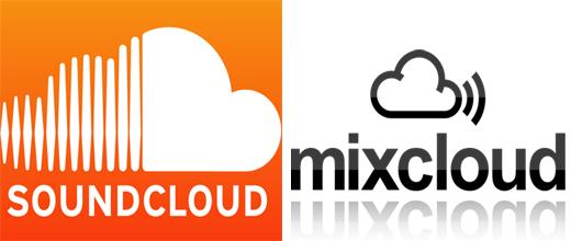 Soundcloud vai ter anúncios e Mixcloud terá serviços pagos mixcloud, soundcloud
