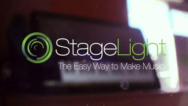 StageLight – Construa sua música com um aplicativo de baixo custo Cliff Mountain, Miko LXD, Open Labs, StageLight, Timbaland