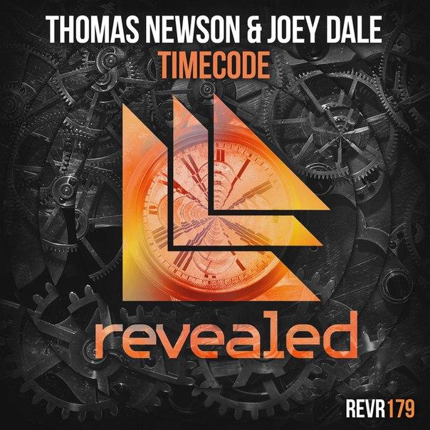 Thomas Newson e Joey Dale lançam Timecode no Revealed Joey Dale, Revealed Recordings, Thomas Newson, timecode