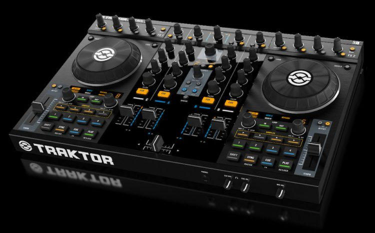 Traktor Kontrol S4: Review em vídeo timecode
