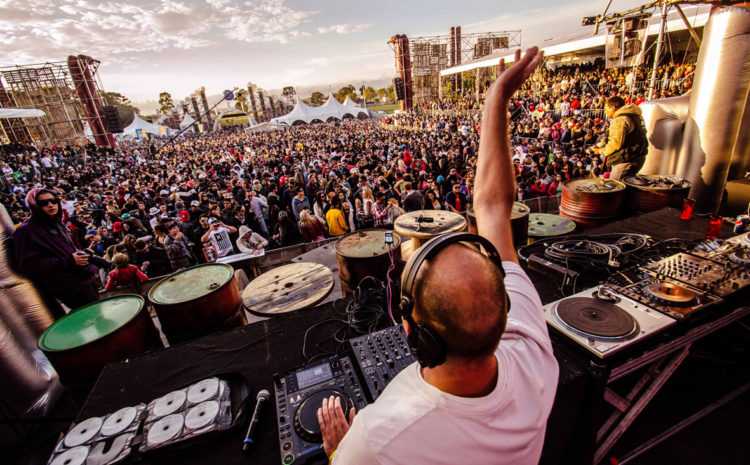 Tribaltech divulga line up com 100 artistas Circuit Breakers