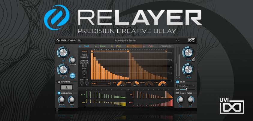 UVI Relayer - Uma forma diferente de entender o delay delay, Relayer, UVI