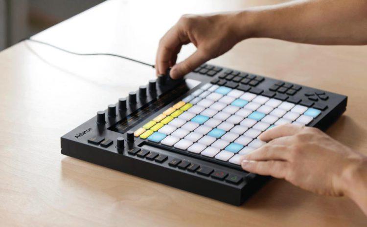 Ableton Push, novo controlador para Ableton Live controlador midi