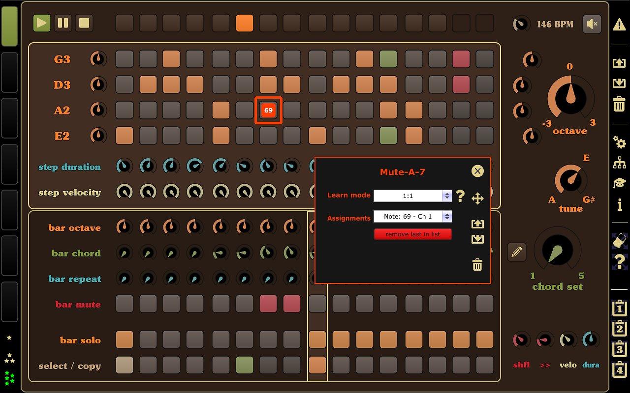 B-Step 2 - Sequências como nunca antes tinhamos visto B-Step 2, Monoplugs, sequenciadores.
