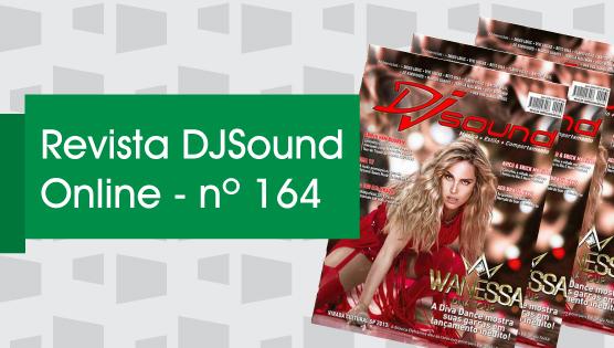 Revista DJSound lança sua versão Online revista