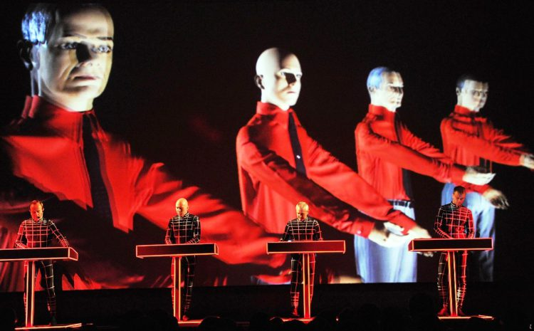 Nono álbum do Kraftwerk está a caminho! kraftwerk