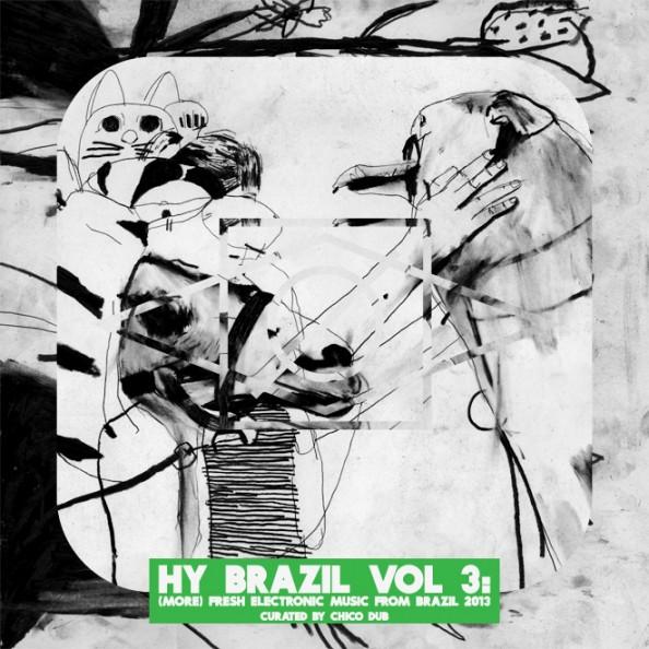 Hy Brazil mostra a e-music brasileira que poucos conhecem chico dub, compilação, Hy Brazil, underground