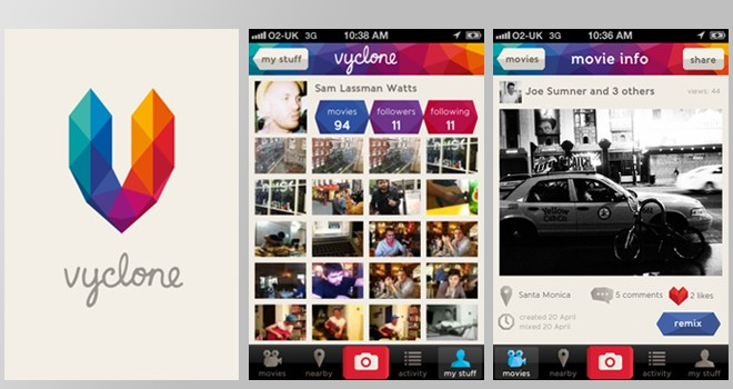 Vyclone, o app de vídeos mais legal do momento Android