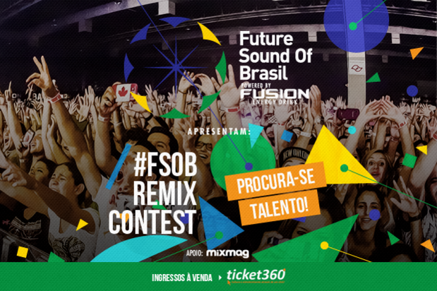 Future Sounds of Brasil lança Concurso de Remixes Plus Talent