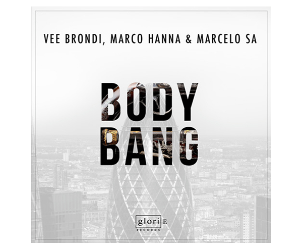 Nicky Romero da suporte a Marco Hanna Body Bang, marcelo sa, Marco Hanna, Nicky Romero, Protocol Radio, vee brondi