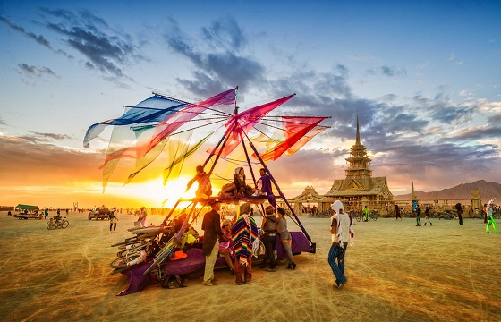 Burning Man 2014: confira o lineup completo do White Ocean Camp Astrix