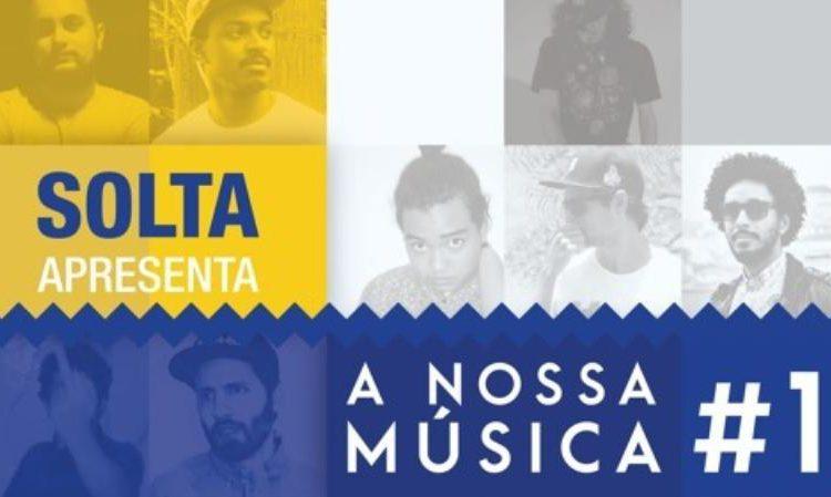 Coletivo Solta lança compilação com treze artistas brasileiros compilação