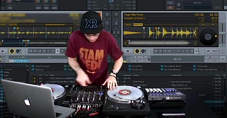 Curso com DJ Shiftee: Além da Mixagem Dubspot, maschine, native instruments, Shiftee, Traktor, z2