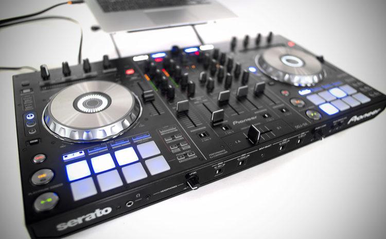 Pioneer apresenta novidades na Expomusic 2013 DJM-750