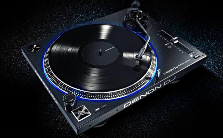 Conheça o toca discos Denon VL12 toca-discos