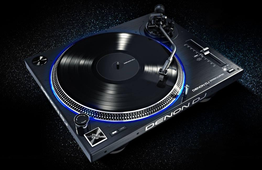 Conheça o toca discos Denon VL12 denon, toca-discos, turntable, vl12