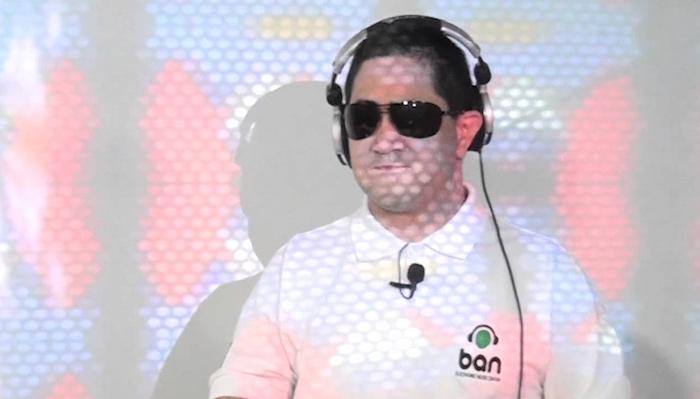 Anderson Farias blind dj, curso de dj, deficiente visual, dj anderson farias, dj ban emc, professor