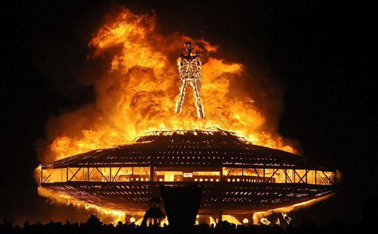 Burning Man terá a primeira instalação feita por brasileiros. Colabore! festivais