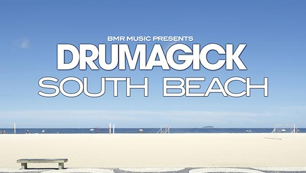 "Drumagick lança single ""South Beach"" single"