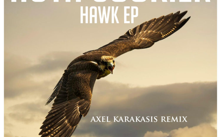 Hawk EP by Nuta Cookier terá remix de Axel Karakasis hawk ep