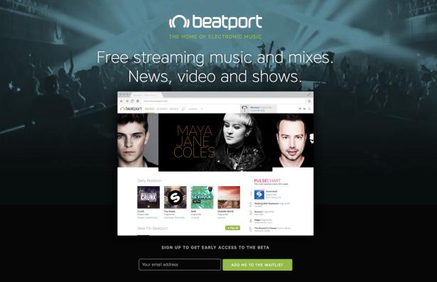 Beatport lança Serviço de Streaming Gratuito gratuito
