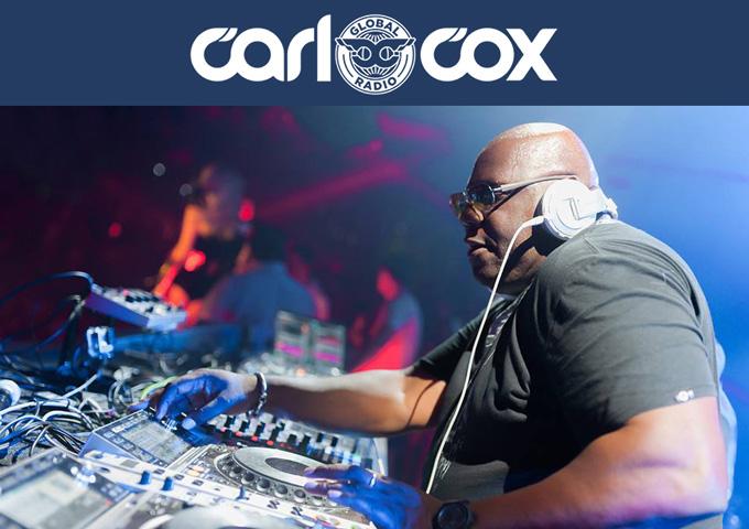 Carl Cox – Global 638 – 12.06.2015 carl cox, global radio show, mixes, mixtape, podcast, sets