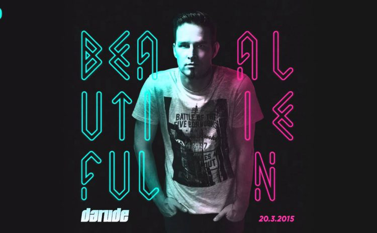 "Darude retorna com novo single ""Beautiful Alien"" beautiful alien"
