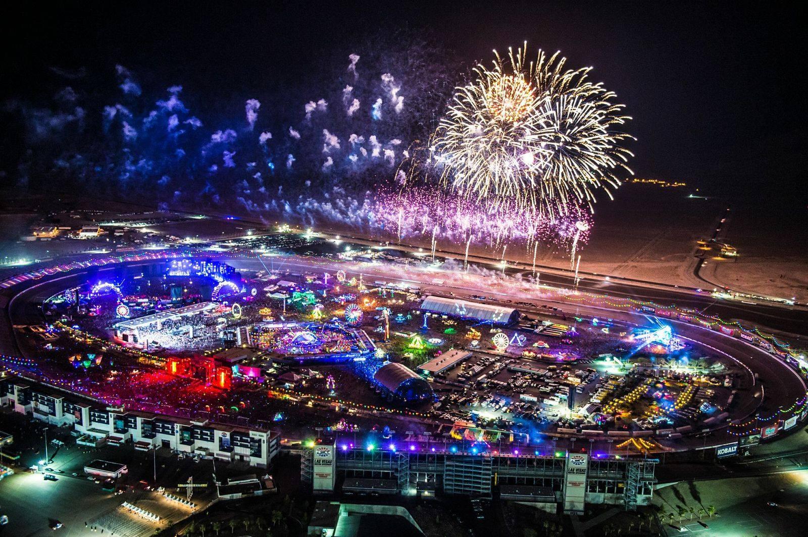 Yahoo firma parceria para transmissão do EDC Las Vegas EDC, Electric Daisy Carnival, Insomniac, Las Vegas, transmissão, Yahoo