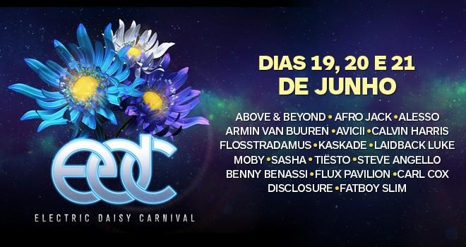 Canal Bis fecha parceria com EDC e transmite o festival ao vivo bis