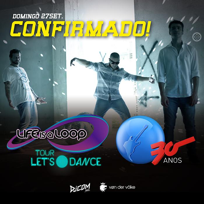Life Is a Loop é confirmado no lineup do Rock In Rio 2015 festival, let's dance, Life is a Loop, lisboa, música eletrônica, rio de janeiro, Rock in Rio, tour