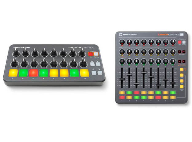 Conheça o Launch Control e Launch Control XL da Novation Ableton Live, Isotonik Studio, launch control, Launch control Xl, Launch Control XXL, launchpad, Max For Live, midi, novation