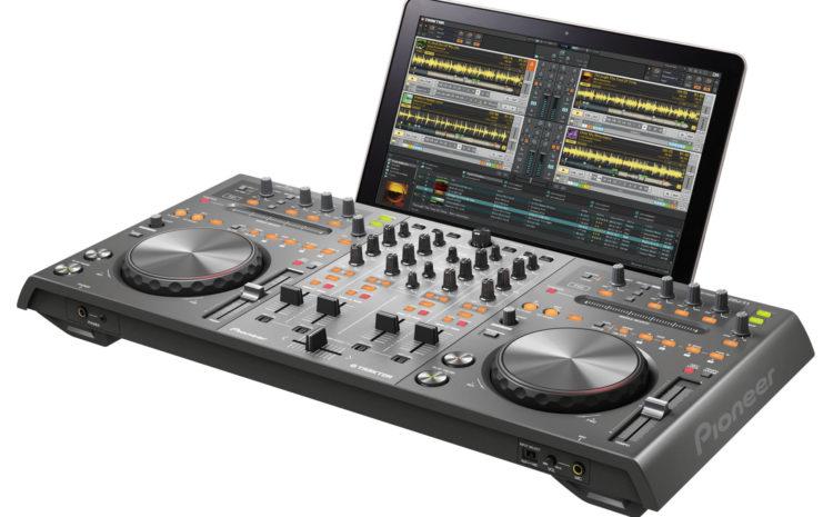 Pioneer lança controladoras para Traktor e Serato! equipamento dj