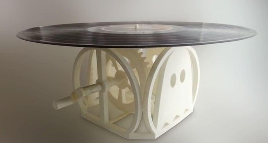 Que tal fazer o seu próprio toca-discos com uma impressora 3D? 3d, impressora, Replicator 2, toa-discos