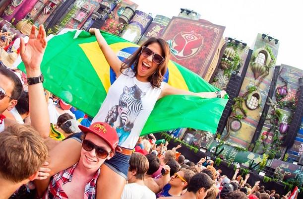 Tomorrowland Brasil vai ter transmissão ao vivo pela internet david guetta